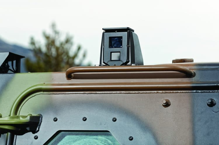 PeriSight, night and day vision enhancer for vehicles