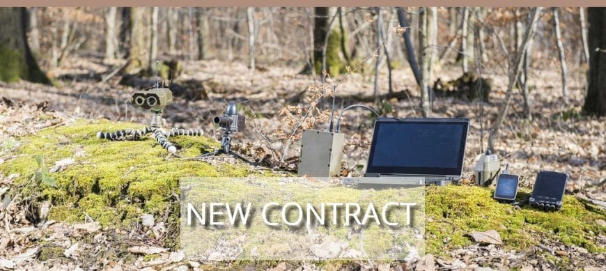 Exensor new contract UGS systems